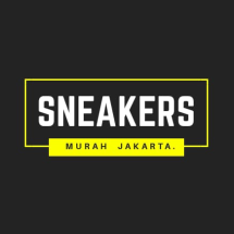 Logo SNEAKERS MURAH JAKARTA.