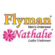 Logo Flyman Nathalie Store