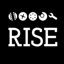 Logo rise hardware jakarta