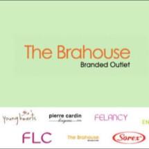 Logo thebrahouse