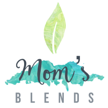 Logo Moms Blends
