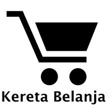 Logo Kereta Belanja