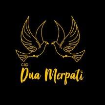 Logo Kopi Cap Dua Merpati