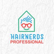 Logo Hairnerds Professional