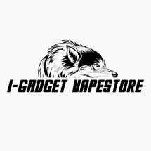 Logo i-gadget Vapestore Poris