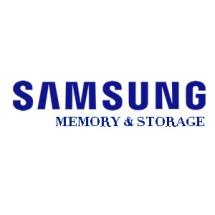 Logo Samsung Storage Official