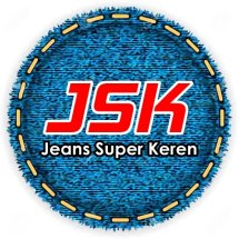 Logo Jeans Super Keren