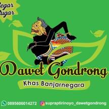 Logo Dawet Ayu Banjarnegara