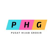 Logo Pusat Hijab Grosirs