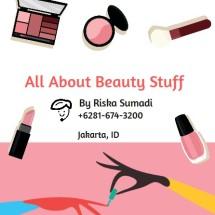 Logo All About Beauty Stuff