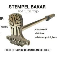 Logo CNC custom stamp