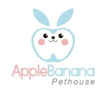 Logo Apple Banana Pethouse