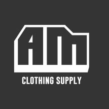 Logo AM Clothing Supply