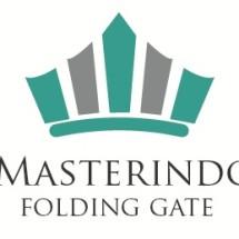 Logo masterindo folding gate