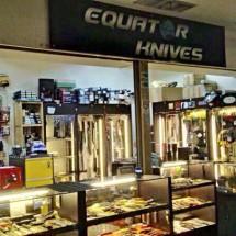Logo Equator Knives