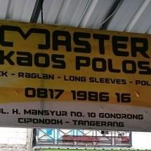 Logo Master Kaos Polos
