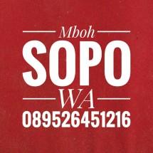 Logo Mboh Sopo