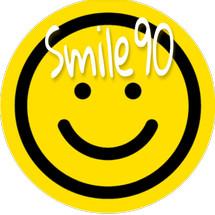 Logo smile90