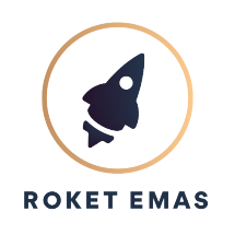 Logo Roket Emas