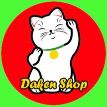 Logo Daken Shop