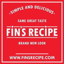 Logo FIN'S RECIPE