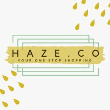 Logo haze corner