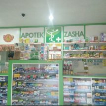 Logo zasha pharmacist