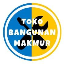 Logo toko Bangunan Makmur