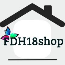 Logo FDH18shop