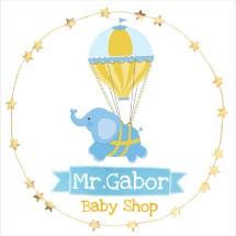 Logo Mr.Gabor