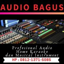 Logo Audio Bagus
