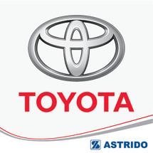 Logo Astrido Toyota Official