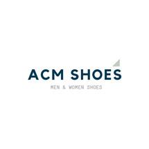 Logo acm shoes