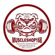 Logo Muscleshop168