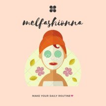 Logo mel_fashionna