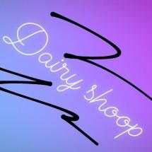 Logo Dairy shoop