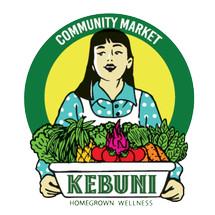 Logo Kebuni Community Market