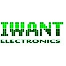 Logo I.WANT ELECTRONICS