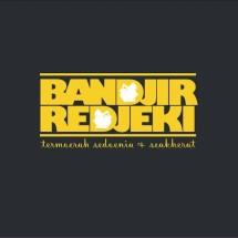 Logo BANJIR REJEKI.