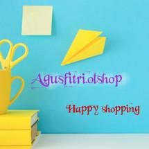 Logo Agusfitriolshop