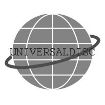 Logo Universal disc