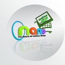 Logo Nano store.