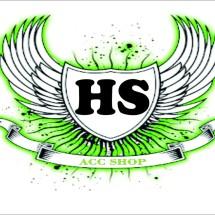 Logo HS acc shop