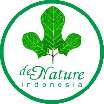 Logo Pusat De Nature Herbal