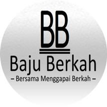 Logo Baju Berkah Store