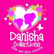 Logo Danisha Collections Dps