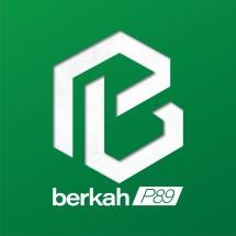 Logo berkah p89