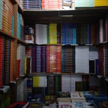 Logo Berkah book store