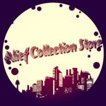 Logo Alief Collection Store
