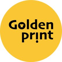 Logo GoldenPrint